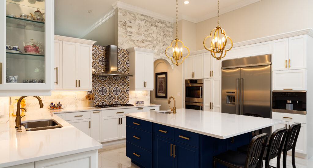 Cotswold marble and granite kitchen design gloucester